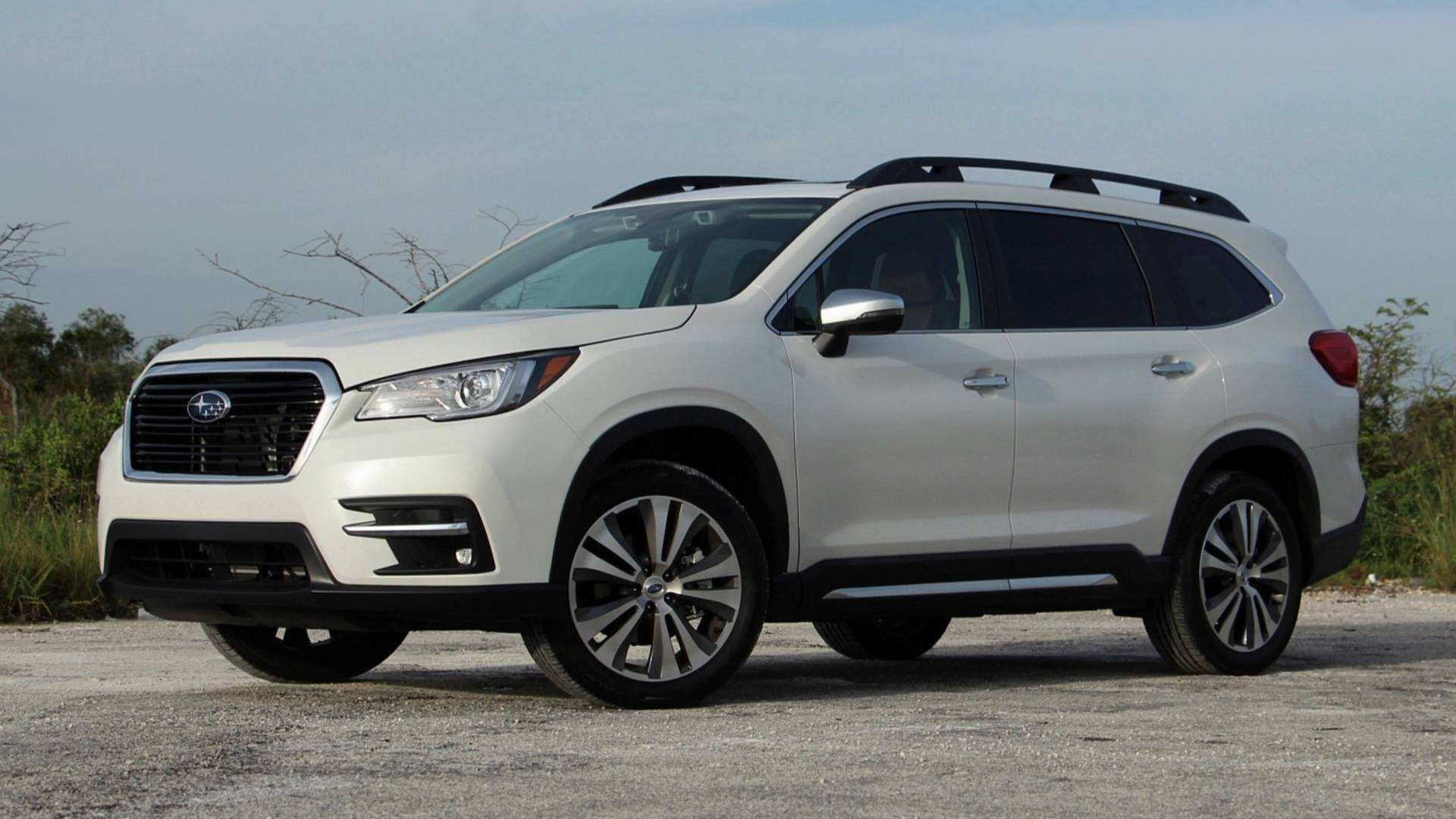 95 Best Review Best Subaru 2019 Ascent Recall Spy Shoot Performance and New Engine by Best Subaru 2019 Ascent Recall Spy Shoot