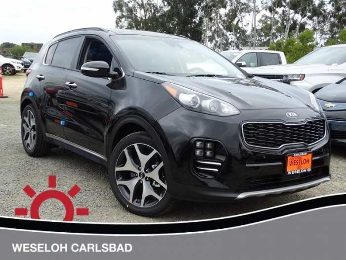 95 Gallery of Best 2019 Kia Sportage Sx Turbo Review Performance And New Engine Exterior for Best 2019 Kia Sportage Sx Turbo Review Performance And New Engine