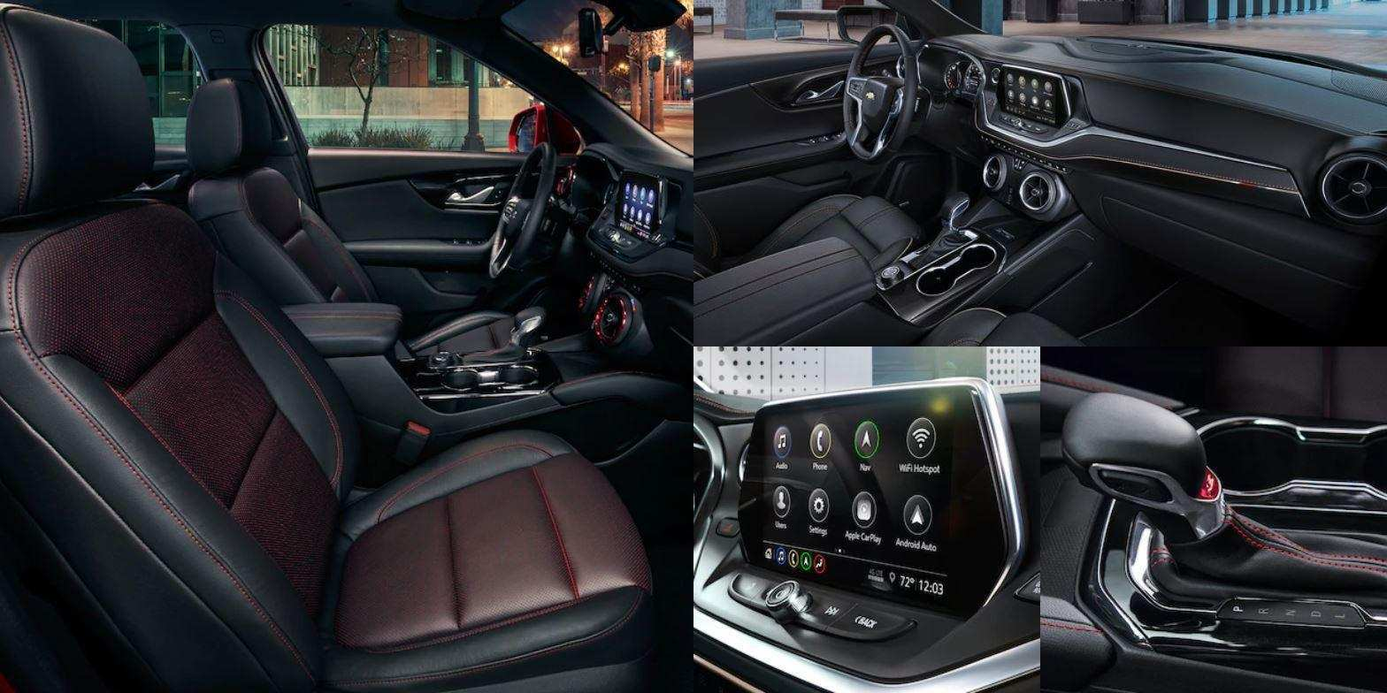 95 Gallery of New Blazer Chevrolet 2019 Price Interior New Review for New Blazer Chevrolet 2019 Price Interior