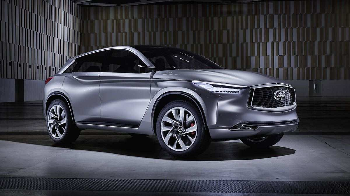 95 Gallery of New Infiniti Concept Car 2019 Redesign Exterior for New Infiniti Concept Car 2019 Redesign