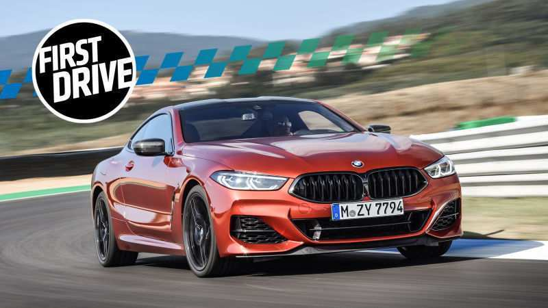 95 Gallery of The Bmw 2019 Series 8 First Drive History by The Bmw 2019 Series 8 First Drive