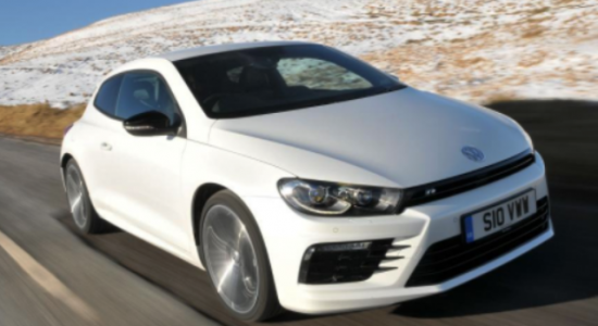 95 Gallery of Vw Scirocco 2019 Exterior by Vw Scirocco 2019