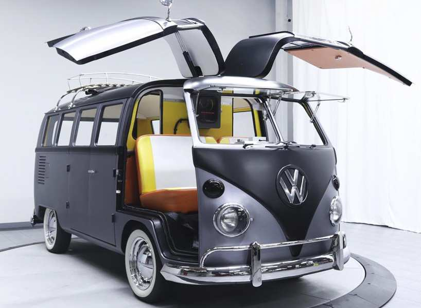 95 Great 2019 Volkswagen Bus Concept for 2019 Volkswagen Bus