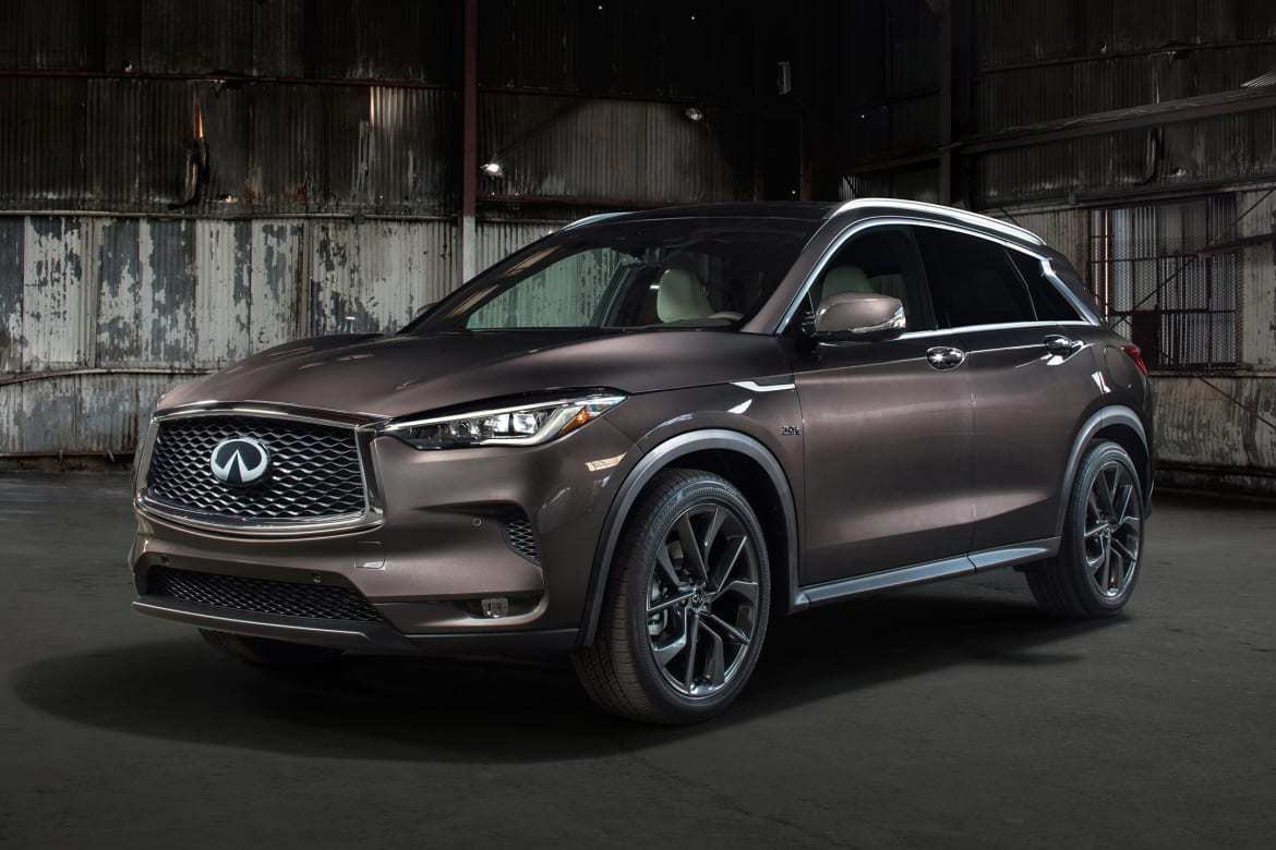 95 Great New 2019 Infiniti Qx50 Fuel Economy Review Rumors for New 2019 Infiniti Qx50 Fuel Economy Review