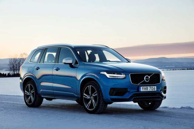 95 Great New 2019 Volvo Hybrid Suv Specs Redesign and Concept for New 2019 Volvo Hybrid Suv Specs