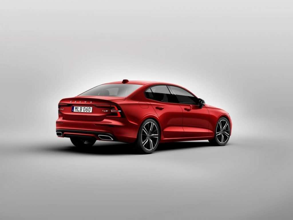 95 Great New Review Of 2019 Volvo S60 Spesification Engine with New Review Of 2019 Volvo S60 Spesification