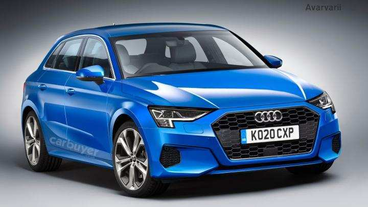 95 Great The Audi A3 Coupe 2019 Review Specs And Release Date Exterior for The Audi A3 Coupe 2019 Review Specs And Release Date
