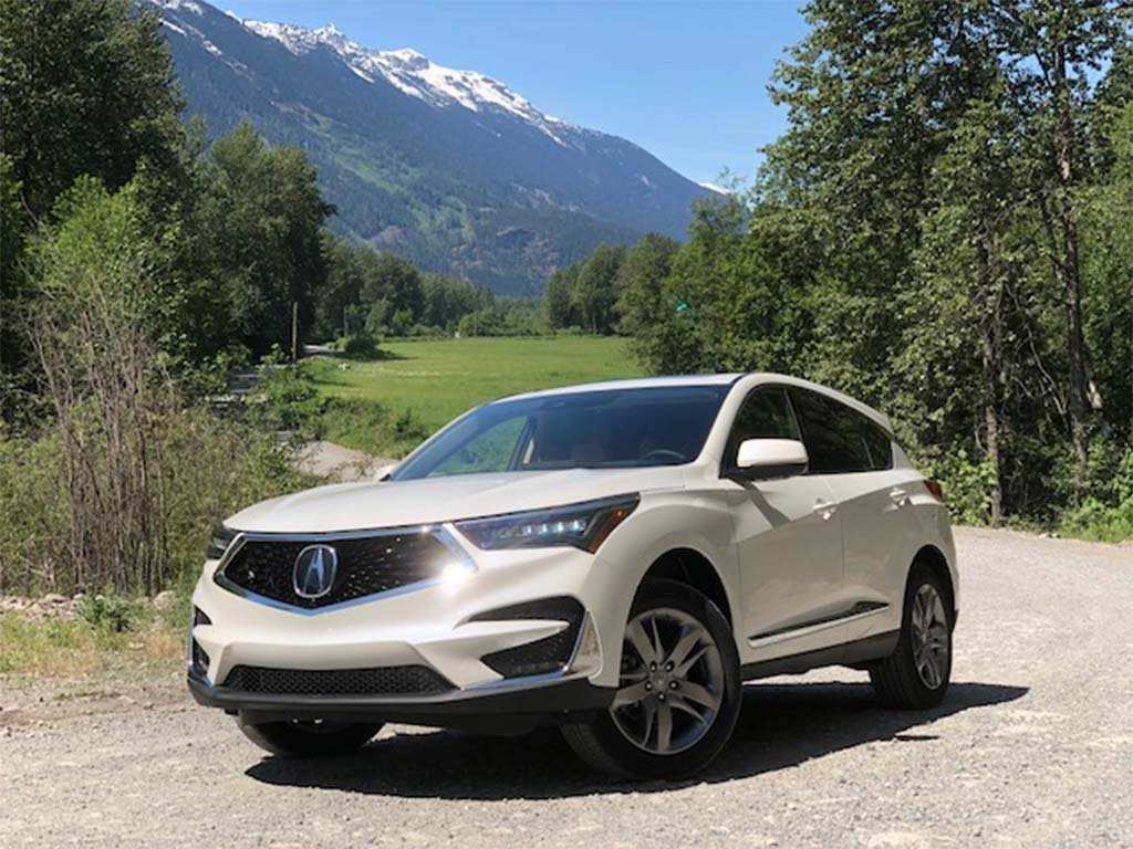 95 New Acura 2019 Crossover First Drive Reviews for Acura 2019 Crossover First Drive