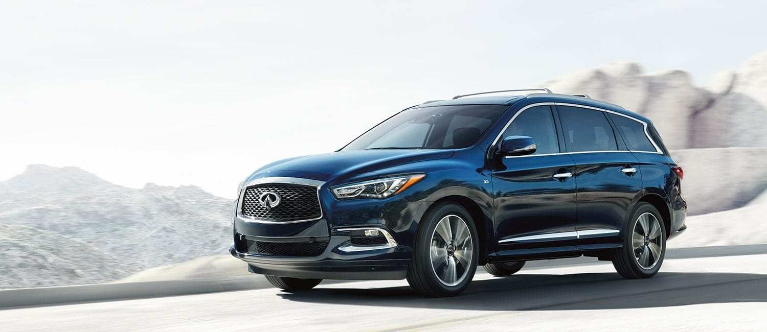 95 New Best Infiniti 2019 Qx60 First Drive Spy Shoot by Best Infiniti 2019 Qx60 First Drive
