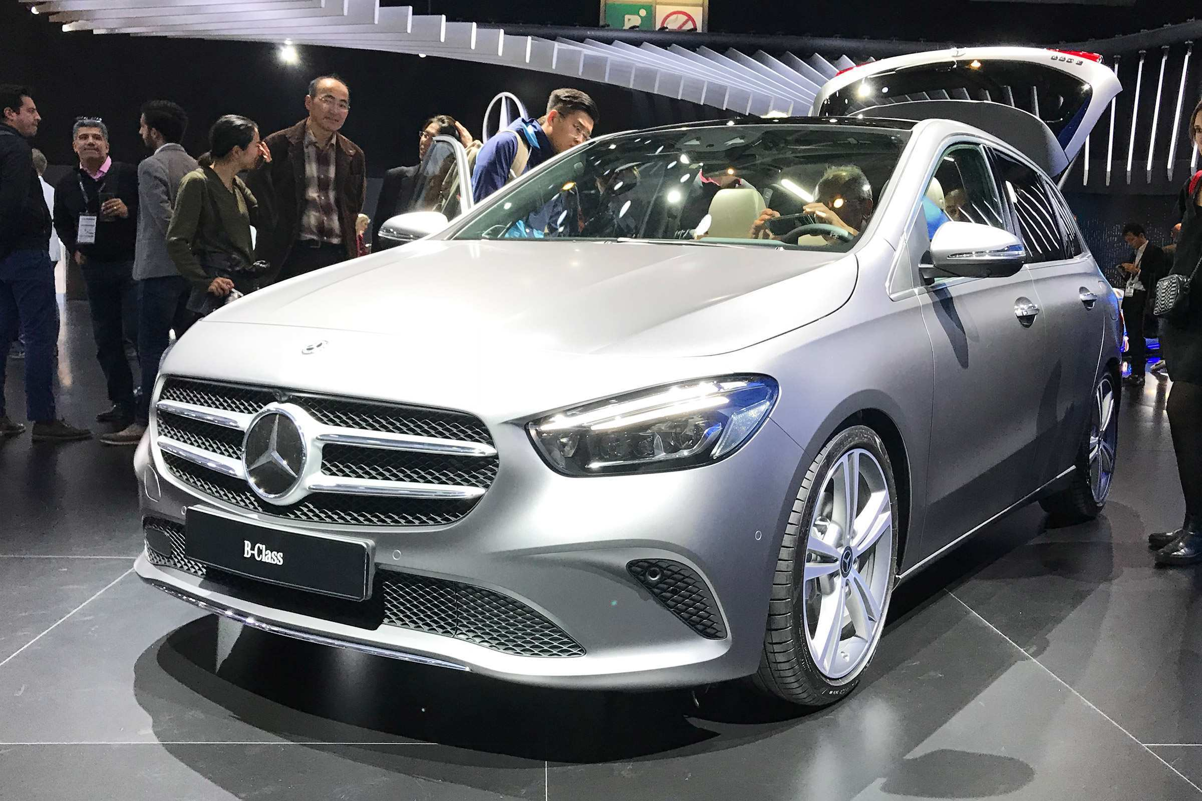 95 New New Electric Mercedes 2019 New Release Redesign and Concept for New Electric Mercedes 2019 New Release