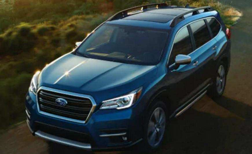 95 New New Subaru Unveils 2019 Ascent Price And Release Date Price with New Subaru Unveils 2019 Ascent Price And Release Date