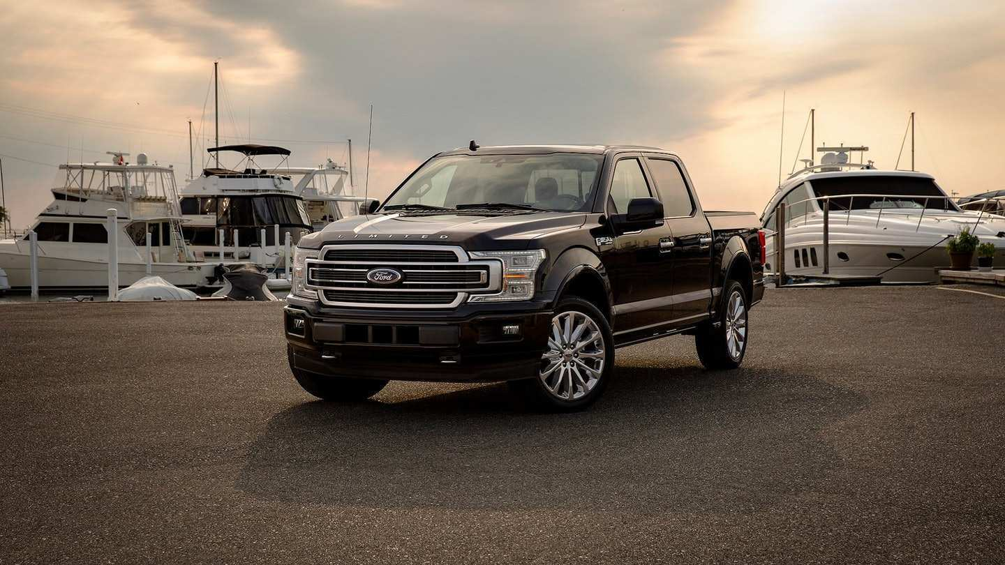 95 The Best Ford 2019 F 150 Colors Redesign Overview by Best Ford 2019 F 150 Colors Redesign