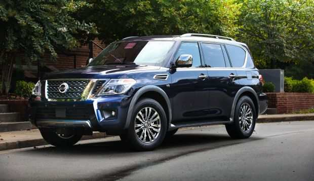 95 The Best Nissan 2019 Armada Picture Release Date And Review Photos with Best Nissan 2019 Armada Picture Release Date And Review
