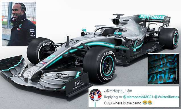 95 The Lewis Hamilton Mercedes 2019 New Review Exterior for Lewis Hamilton Mercedes 2019 New Review