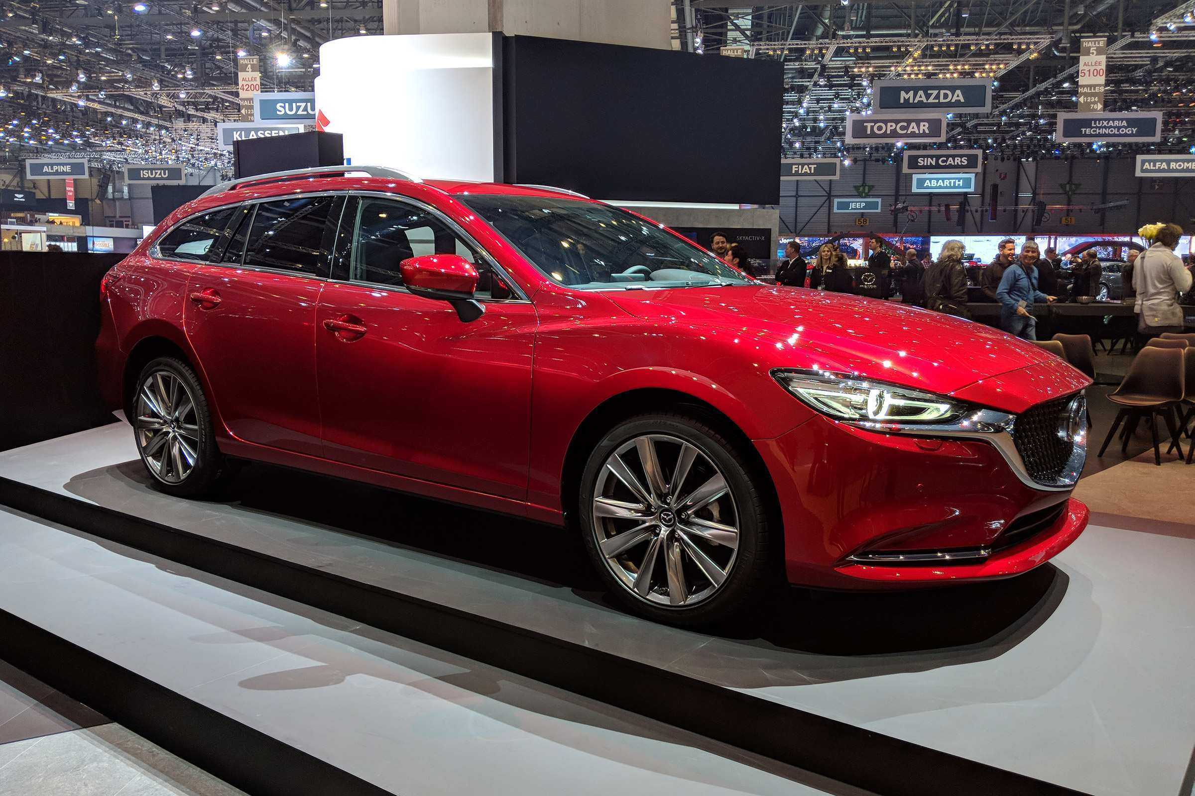 95 The Mazda 6 2019 Europe Concept Redesign And Review Redesign and Concept for Mazda 6 2019 Europe Concept Redesign And Review