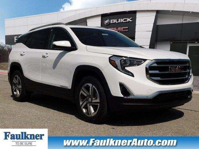 95 The The Gmc Terrain 2019 White Engine Prices by The Gmc Terrain 2019 White Engine