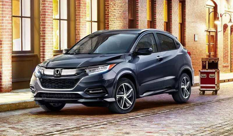 95 The The Honda 2019 Hrv Price Spy Shoot Picture by The Honda 2019 Hrv Price Spy Shoot