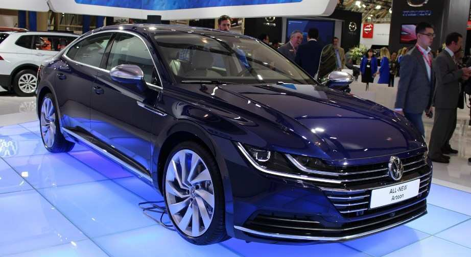 96 All New 2019 Volkswagen Arteon Release Date Overview for 2019 Volkswagen Arteon Release Date