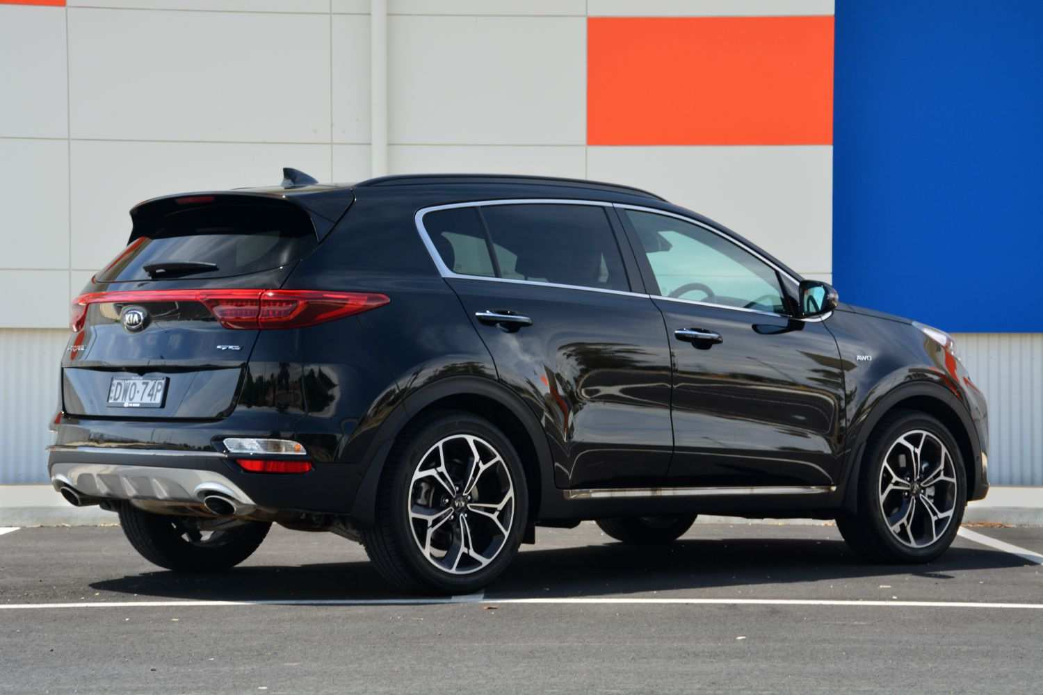 96 All New Kia Sportage Gt Line 2019 Redesign and Concept with Kia Sportage Gt Line 2019