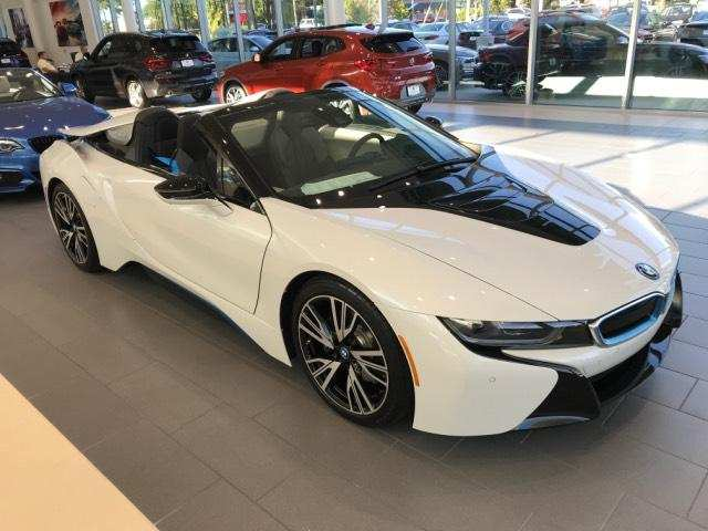 96 All New New Bmw I8 Roadster 2019 Interior Performance by New Bmw I8 Roadster 2019 Interior