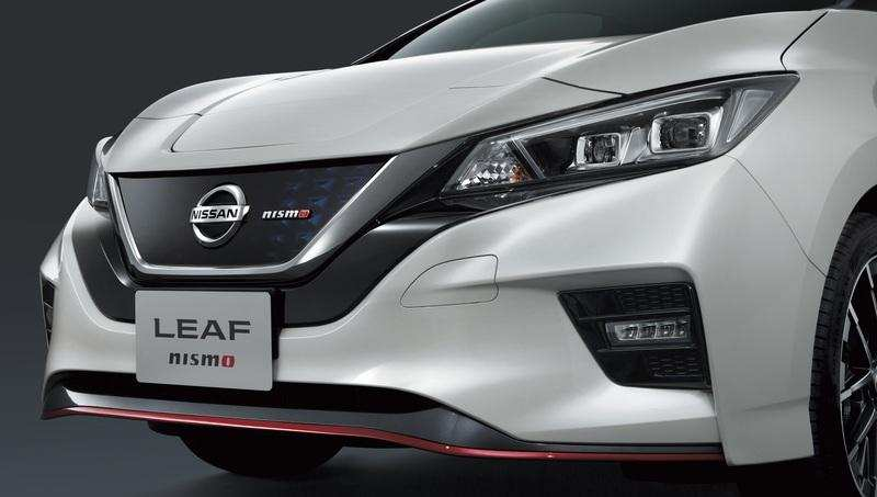 96 All New Nissan Leaf Nismo 2019 Performance And New Engine Release with Nissan Leaf Nismo 2019 Performance And New Engine