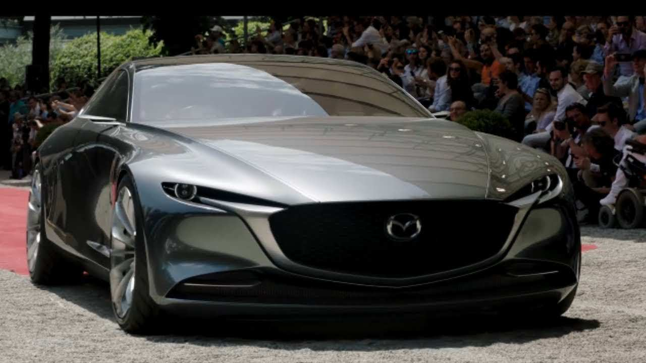 96 All New The 2019 Mazda Vision Coupe Price Concept Model by The 2019 Mazda Vision Coupe Price Concept
