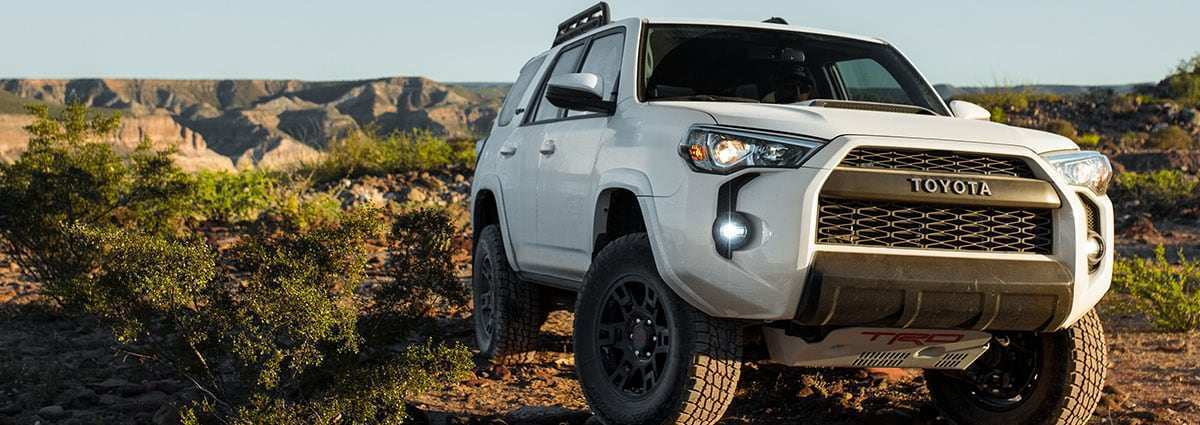 96 All New The 2019 Toyota 4Runner Limited Exterior Prices with The 2019 Toyota 4Runner Limited Exterior