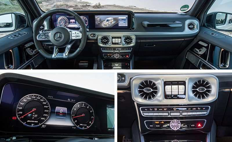 96 All New The Mercedes G 2019 Review Interior Wallpaper for The Mercedes G 2019 Review Interior