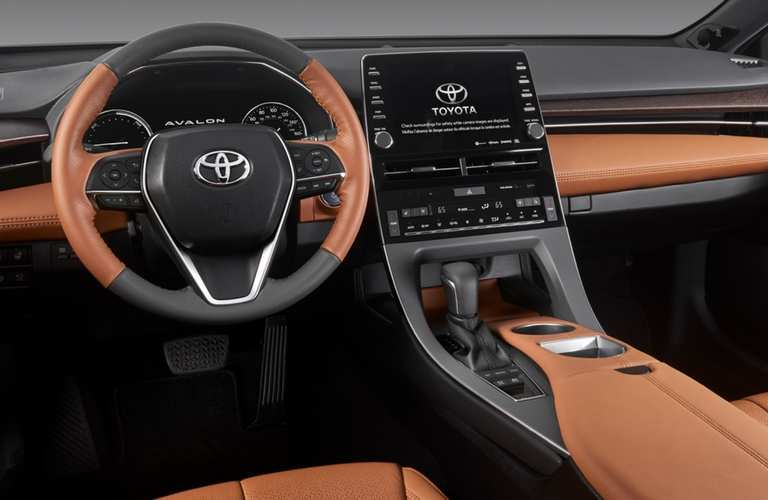 96 Best Review Best Avalon Toyota 2019 Interior Concept Spy Shoot for Best Avalon Toyota 2019 Interior Concept