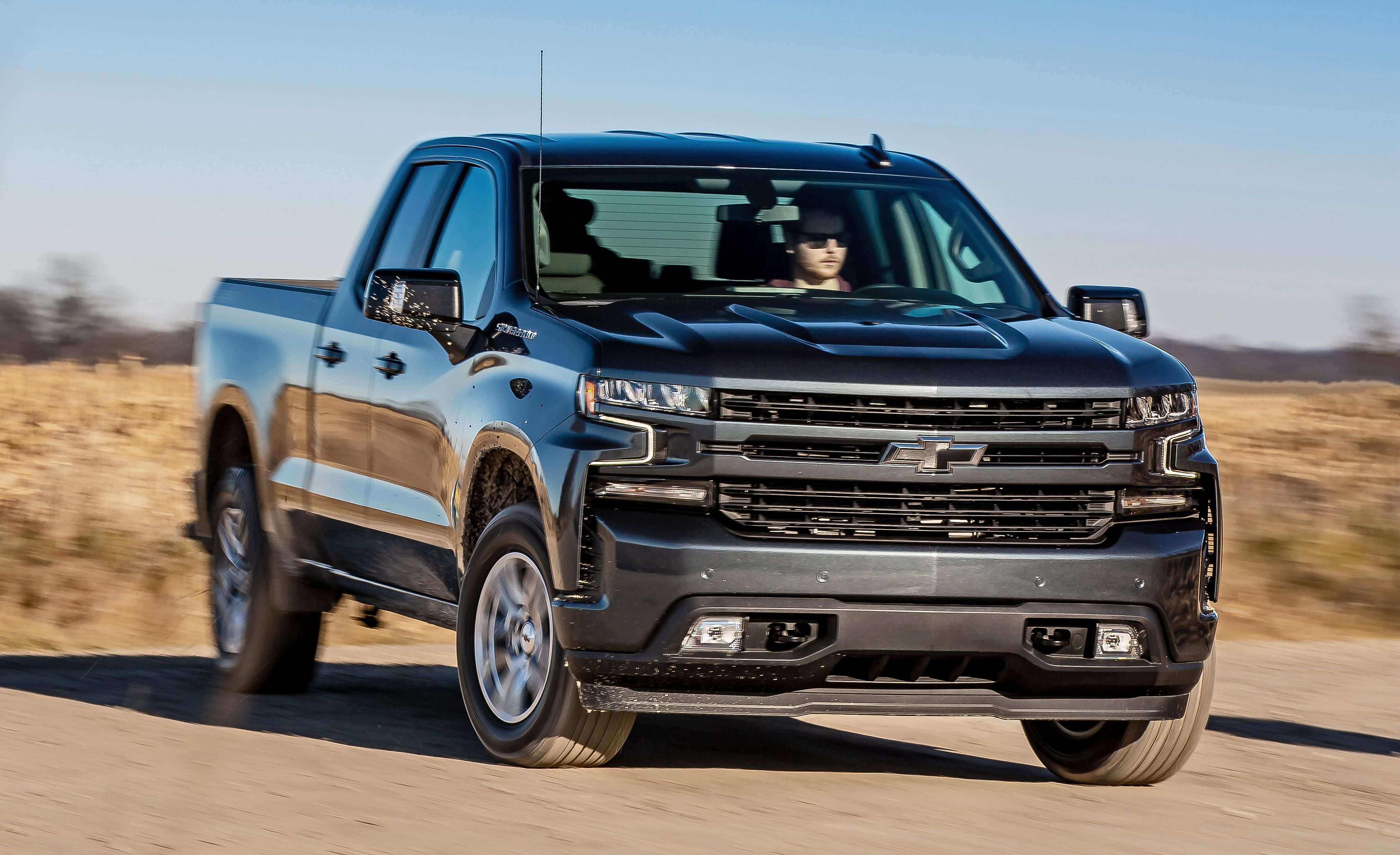 96 Best Review New 2019 Chevrolet Silverado Interior Specs And Review Configurations for New 2019 Chevrolet Silverado Interior Specs And Review