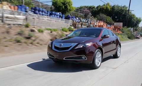 96 Best Review The Acura Zdx 2019 Price First Drive Review by The Acura Zdx 2019 Price First Drive