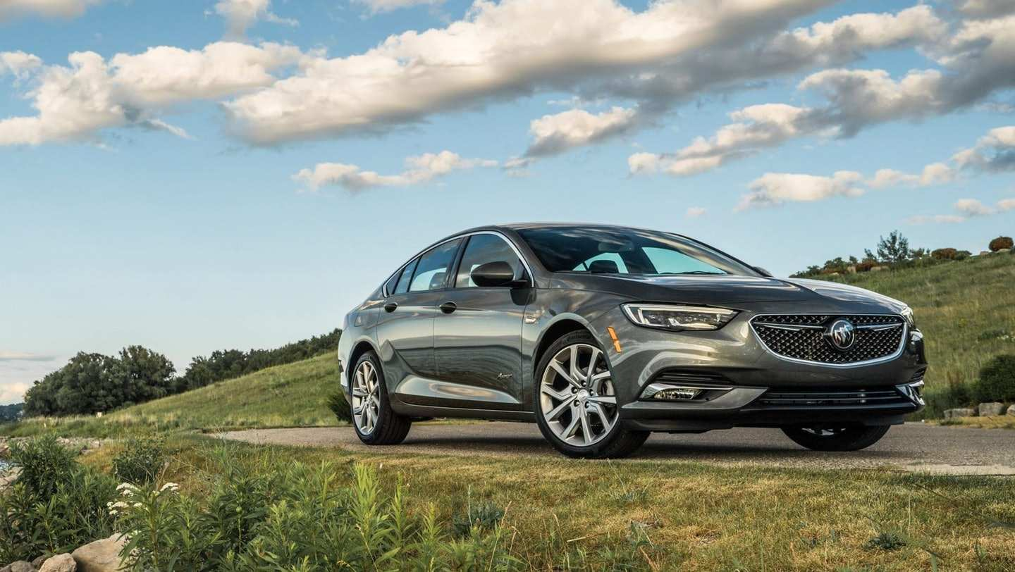 96 Concept of 2019 Buick Regal Avenir First Drive Style for 2019 Buick Regal Avenir First Drive