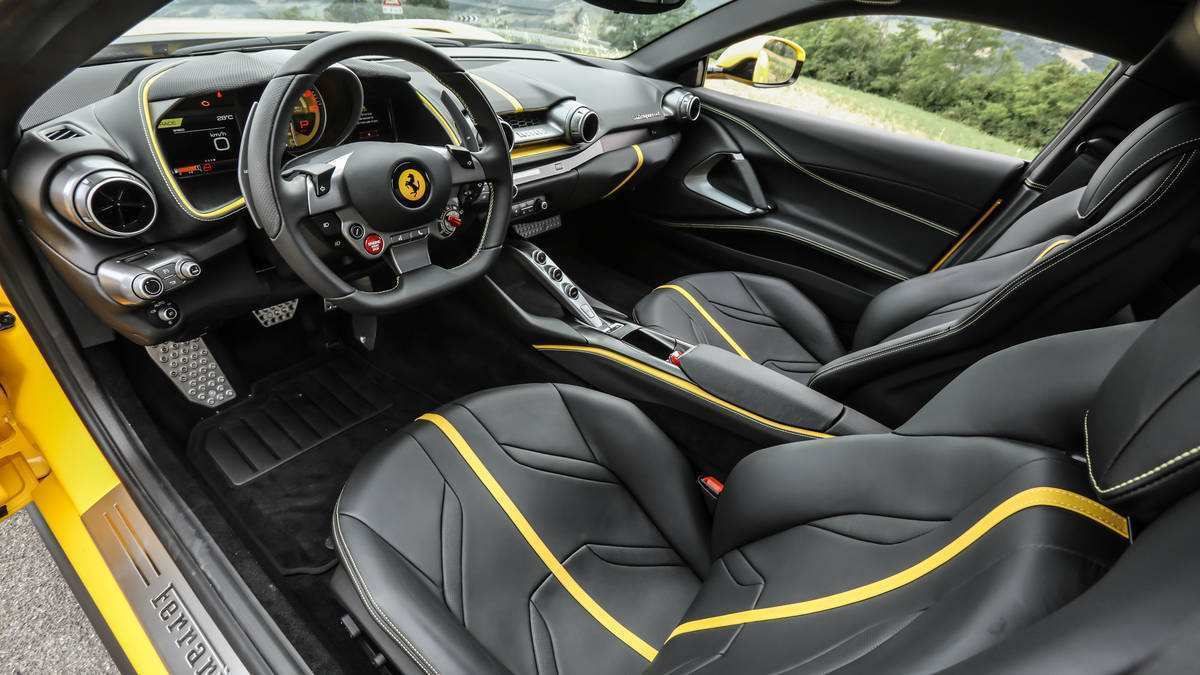 96 Concept of 2019 Ferrari Superfast Interior History by 2019 Ferrari Superfast Interior