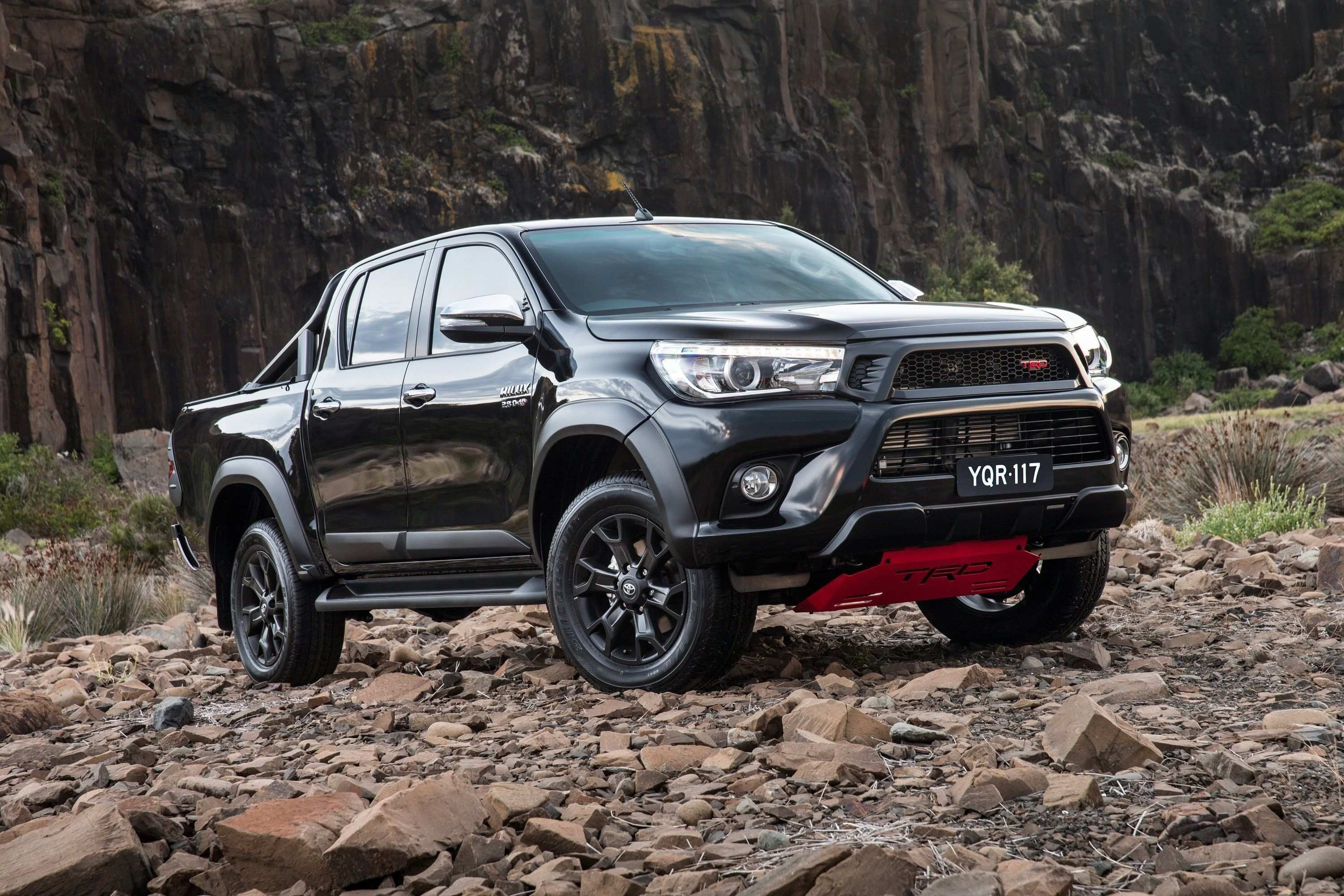 96 Concept of Best Toyota Hilux 2019 Facelift Concept History for Best Toyota Hilux 2019 Facelift Concept