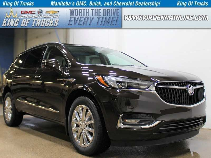 96 Concept of New Pictures Of 2019 Buick Enclave Release Date First Drive for New Pictures Of 2019 Buick Enclave Release Date