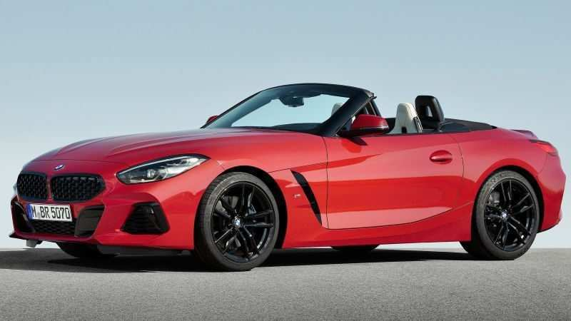 96 Gallery of Bmw 2019 Z4 Price Price And Release Date Interior with Bmw 2019 Z4 Price Price And Release Date