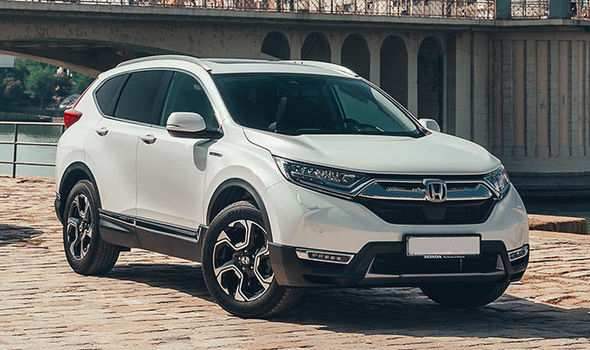 96 Gallery of The Crv Honda 2019 Release New Concept for The Crv Honda 2019 Release