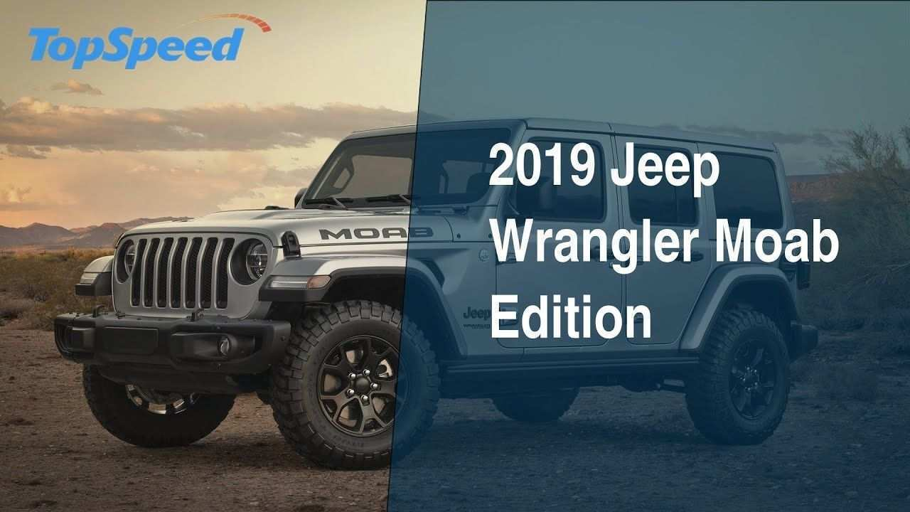 96 Gallery of The Jeep Moab Edition 2019 Review And Release Date Research New with The Jeep Moab Edition 2019 Review And Release Date