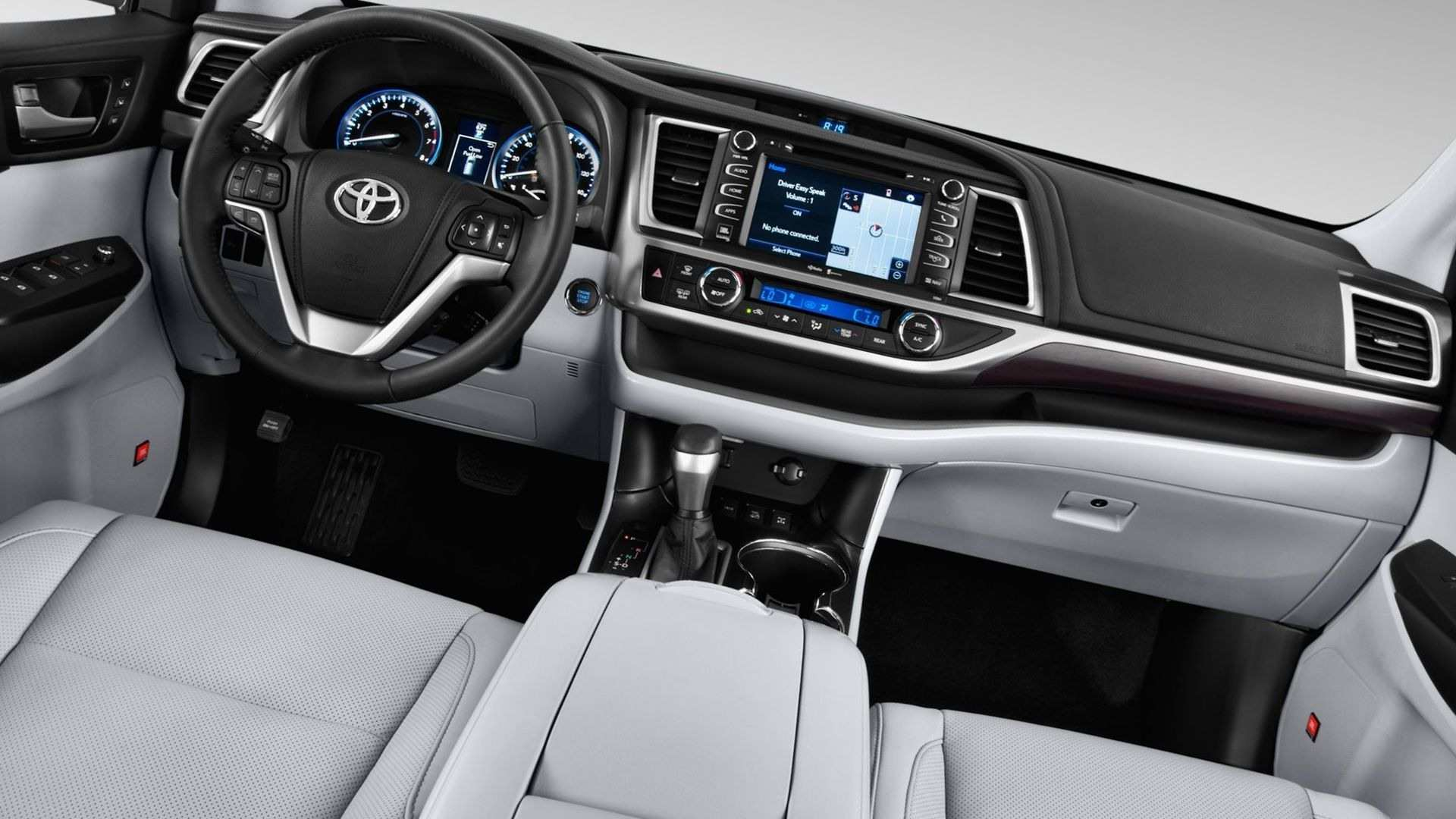 96 Gallery of The Toyota Highlander 2019 Redesign Concept Speed Test with The Toyota Highlander 2019 Redesign Concept
