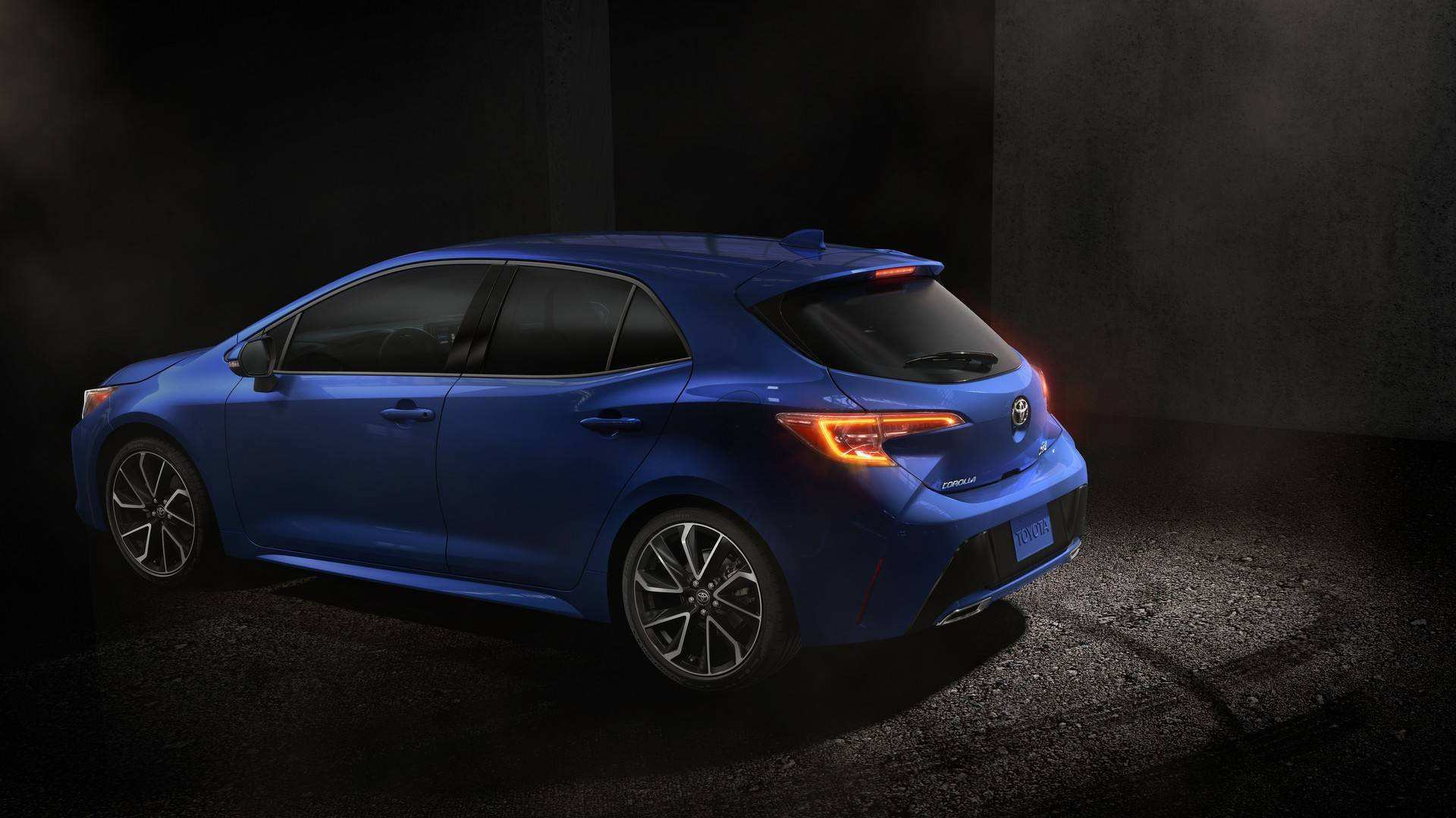 96 Gallery of Toyota Corolla 2019 Uk Performance and New Engine with Toyota Corolla 2019 Uk