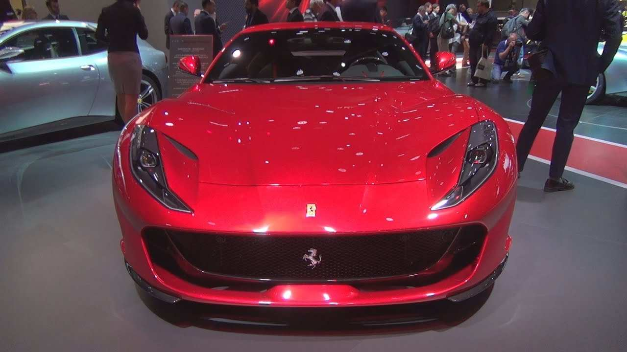 96 Great 2019 Ferrari Superfast Interior Picture with 2019 Ferrari Superfast Interior