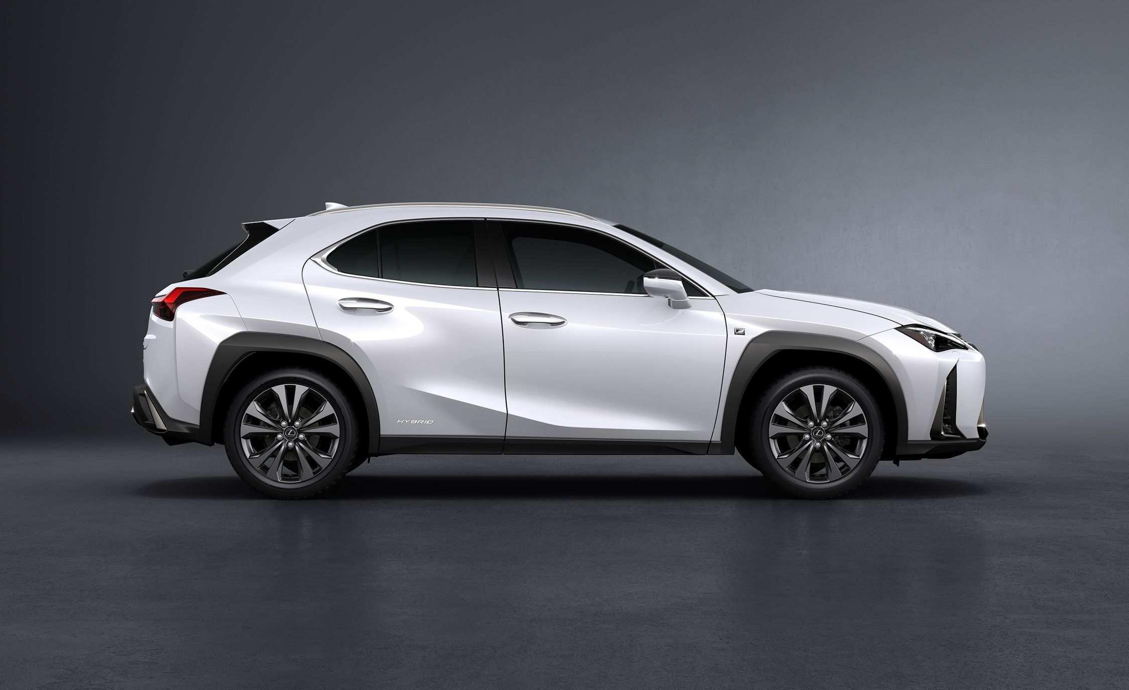 96 Great 2019 Lexus Ux Hybrid Specs by 2019 Lexus Ux Hybrid