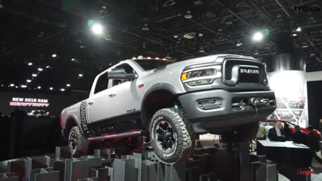 96 Great New 2019 Dodge Power Wagon Specs And Review Concept with New 2019 Dodge Power Wagon Specs And Review