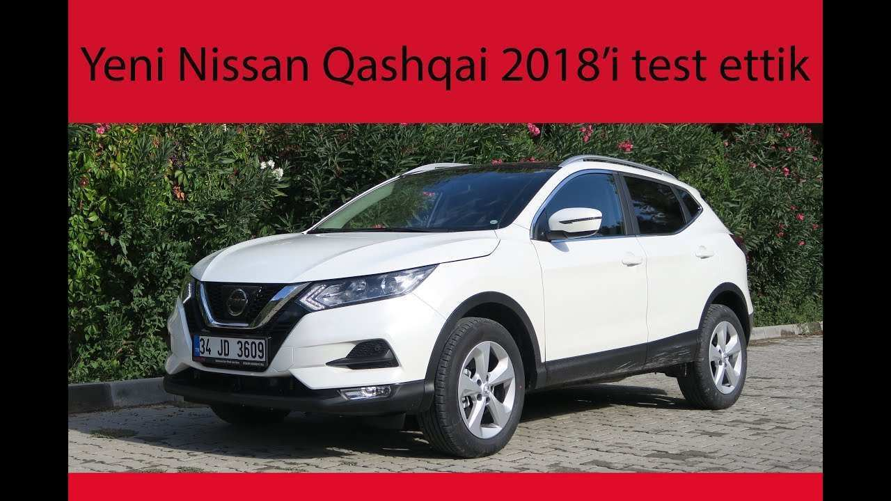 96 Great New Nissan Qashqai 2019 Youtube New Engine Model by New Nissan Qashqai 2019 Youtube New Engine