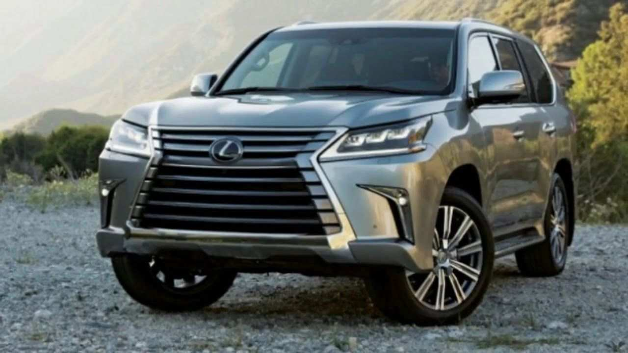 96 New Lexus 2019 Gx Redesign First Drive Configurations by Lexus 2019 Gx Redesign First Drive