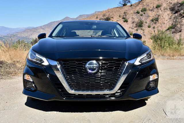 96 New The 2019 Nissan Altima Horsepower First Drive Picture with The 2019 Nissan Altima Horsepower First Drive
