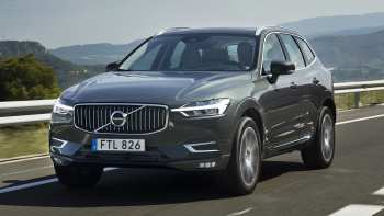 96 New The Volvo Suv 2019 First Drive Overview with The Volvo Suv 2019 First Drive