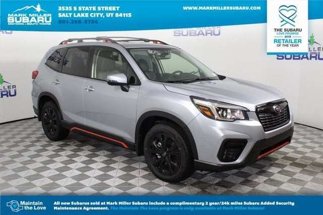 96 The 2019 Subaru Forester Sport 2 Configurations by 2019 Subaru Forester Sport 2