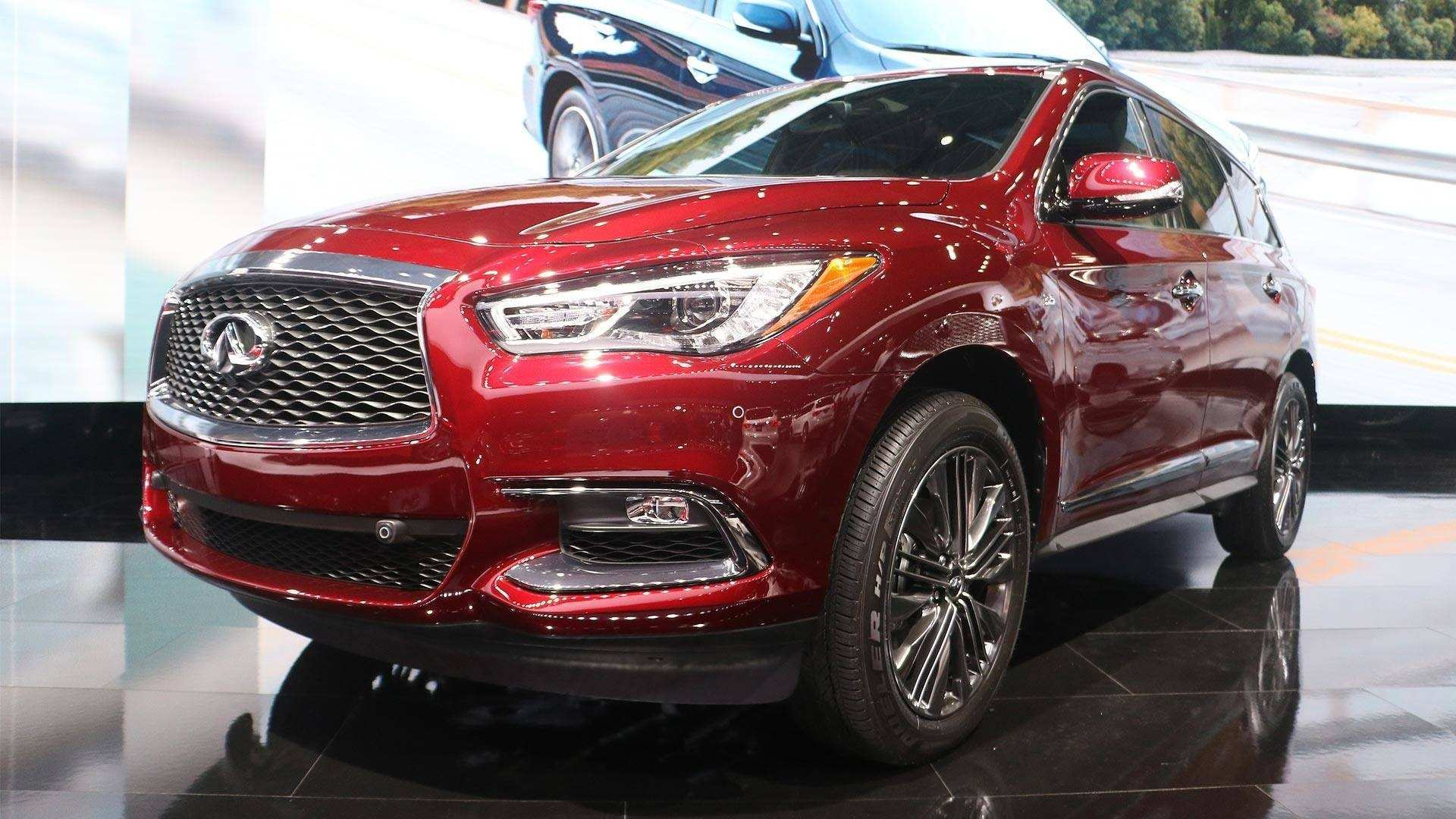 96 The Best Infiniti 2019 Qx60 First Drive Specs with Best Infiniti 2019 Qx60 First Drive