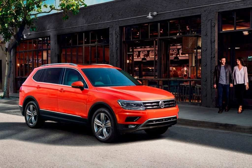 96 The Best Volkswagen 2019 Tiguan Concept Overview with Best Volkswagen 2019 Tiguan Concept